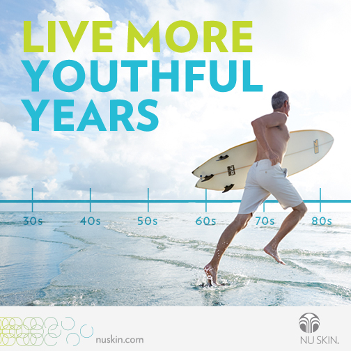 ageLOC YouthSpan - Live More Youthful Years
